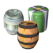 BrawlBarrels