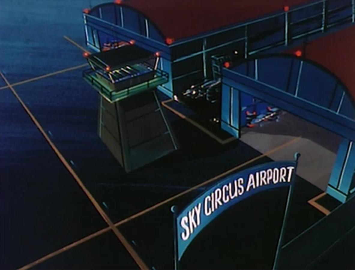Sky Circus Airport