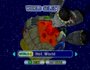 Hot World
