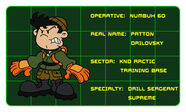 Numbuh 60 Profile