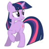 Twilight sparkle cute