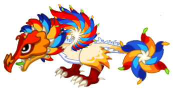 Firework Dragons From Dragon Vale