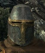 Barreled Helm