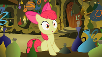 Apple Bloom surprised S02E06