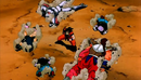 Turles Crusher Corps defeated