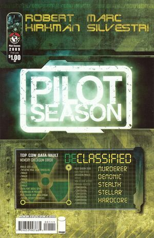 Pilot Season Declassified Vol 1 1