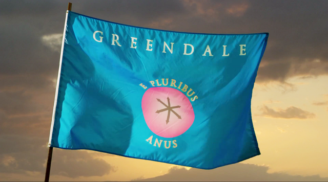 Greendale flag
