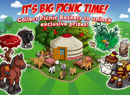 Big Picnic Loading Screen