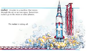 Saturn V dictionary