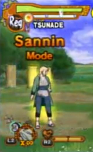Sannin Mode