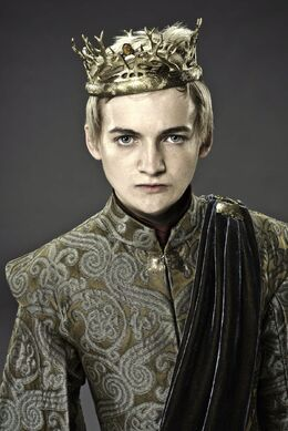 Joffrey Baratheon HBO