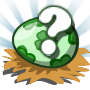Shamrock Chicken Mystery Egg-icon
