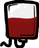 Blood Bag Icon