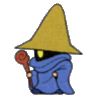 FF1 Black Mage V-Jump