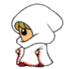 FF1 White Mage V-Jump