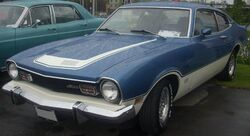 &#39;73 Ford Maverick Grabber (Sterling Ford)
