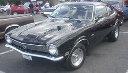 Ford Maverick Coupe (Orange Julep &#39;10)