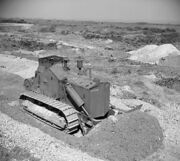 D-7 Armoured Bulldozer