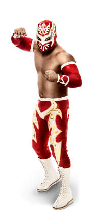 Sin Cara Full Red