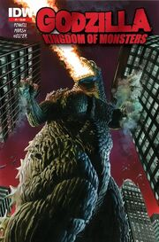 Godzilla Kingdom of Monsters 1