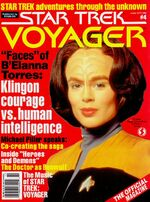 VOY Official Magazine issue 4 cover