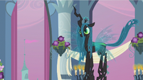 Queen Chrysalis why so serious S2E26