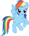 My little pony rainbow dash desktop 1390x1708 wallpaper-1024310
