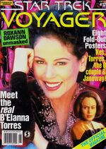 VOY Official Magazine issue 12 cover