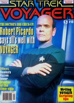 VOY Official Magazine issue 18 cover