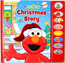 A Sesame Street Christmas Story
