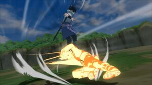 Tailed Beast Flash Bullet