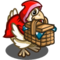 Red Riding Chicken-icon