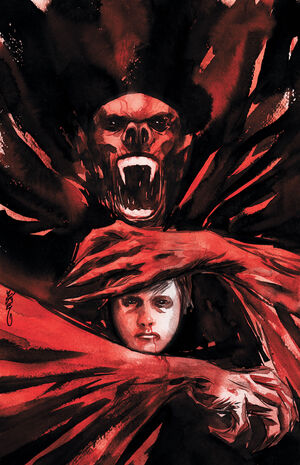 Cover for American Vampire: Lord of Nightmares #2