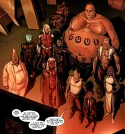 Brotherhood of Evil Mutants (Earth-616) Uncanny X-Force Vol 1 27