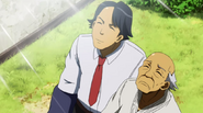 Makoto 's brother and grandfather