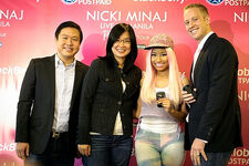 Nicki minaj in manila 5