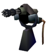 Machinegun FF7