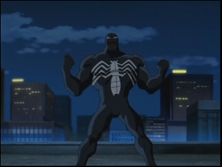 Ultimate spiderman venom 01