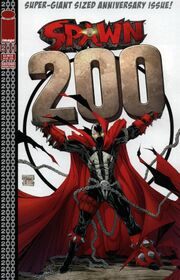 Spawn Vol 1 200 variant 1