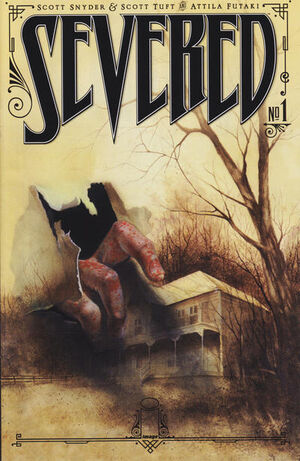 Severed Vol 1 1