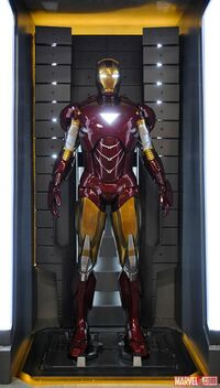 Iron Man Armor MK VI (Earth-199999) 001