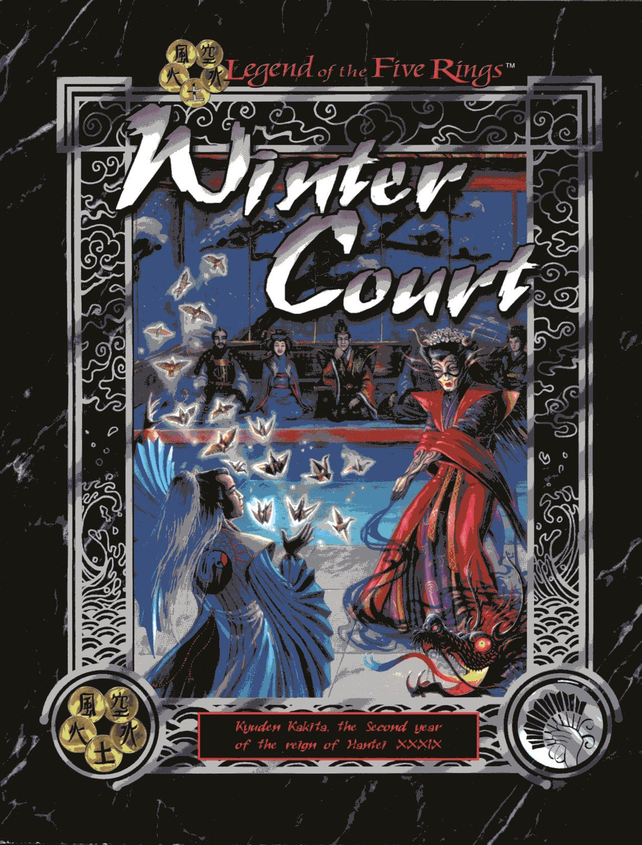 Winter Court Kyuden Kakita