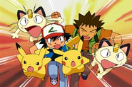 Pikachu, Ash&#39;s Pikachu, and co.