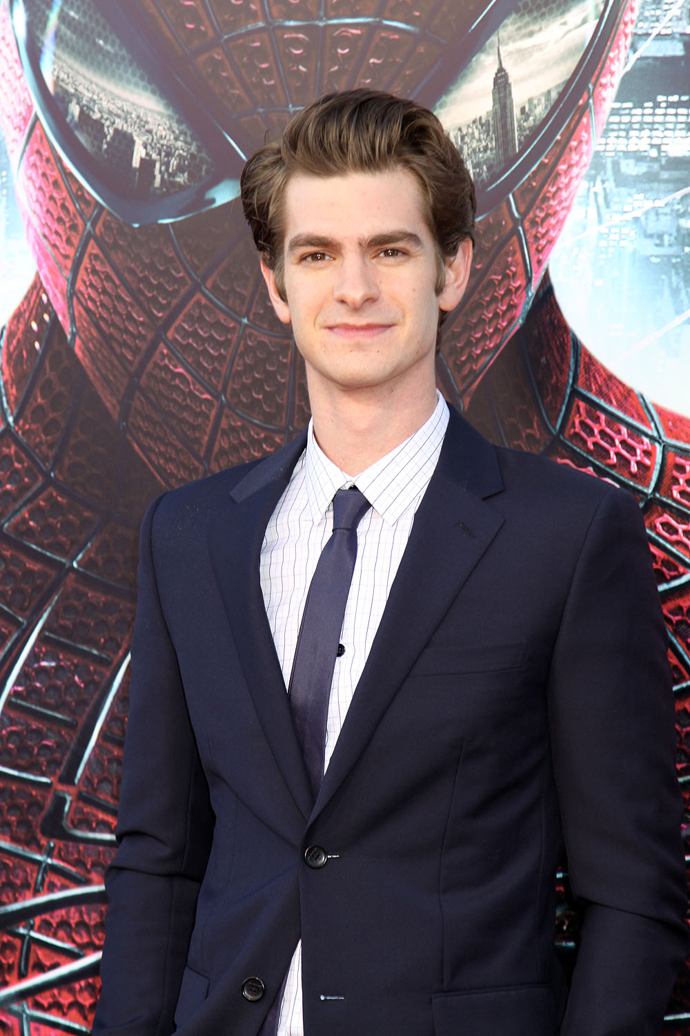 Andrew Garfield - Spider-Man Wiki - Peter Parker, Marvel ... Andrew Garfield Wiki