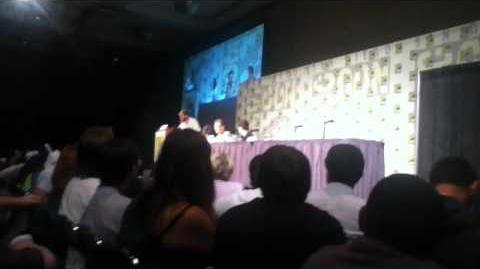9 SDCC 2012 Adventure Time panel (Final)