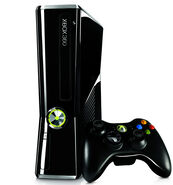Glossy Xbox 360 Slim