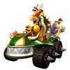 MKTR Bowser and Bowser Jre,