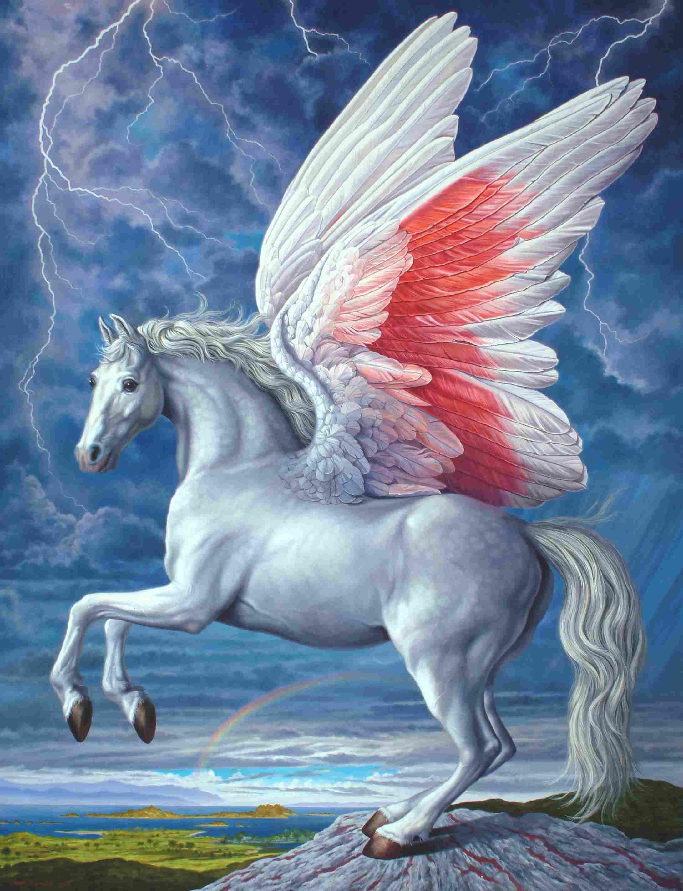 Pegasus Religion Wiki
