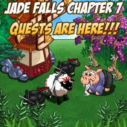 Jade Falls Chapter 7 Quest Loading Screen