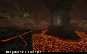 Lava Lake Magmoor caverns dolphin hd